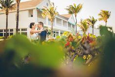 Ciara & Ian's oceanfront wedding at The Hillsboro Club on Hillsboro Beach, FL