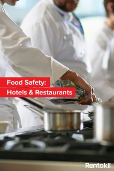 The impact of food safety and good food hygiene in food preparation businesses like hotels, restaurants, bars and cafes. #Hotels #FoodSafety