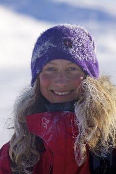 Winter-smile:-)