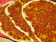 Yes Recipes: Search results for Lahmacun Pizza Taco, Pizza Hut, Veggie Pizza, Pizza Recipes, Meat Recipes, Cooking Recipes, Sauce Marinara, Pizza Wraps, Minced Meat Recipe