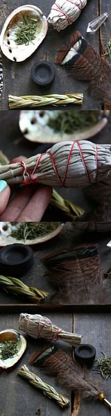 Are you a free spirit? Do enjoy spending time outdoors and connecting with nature? This listing is for a complete beginner's Smudge Kit, traditionally used for spiritual cleansing and purification is the perfect gift for you! Keeping the tradition rises from the Native Americans, and is a ritualistic way to cleanse a person, place, or object of negative energies. Get outside and get connected!