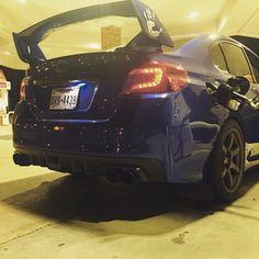 New exhaust! Same location lol #subaru #wrx #sti #impreza #forester #subie