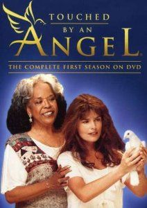 A trio of angels--Monica (Roma Downey), Tess (Della Reese), and Andrew (John Dye)--are dispatched from heaven with a special mission: to inspire people facing sometimes unseen crossroads in their lives. The Complete First Season. Best Tv Shows, Favorite Tv Shows, Movies And Tv Shows, Favorite Things, Plus Tv, Sean Leonard, Roma Downey, Della Reese, Touched By An Angel