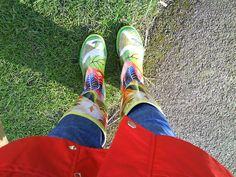 I love My Rain Boots!!