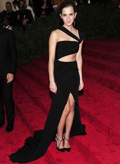 Emma Watson #MET #STUNNING