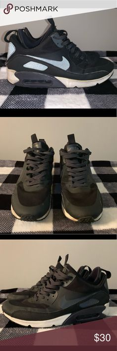 save off 5605d e6bad Nike Air Max 90 sneakerboot Good condition overall. The white midsole needs  to be repainted