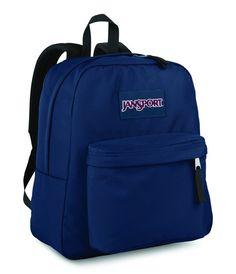 Jansport Spring Break Backpack - Navy