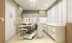 Projeto decoração consultório odontológico