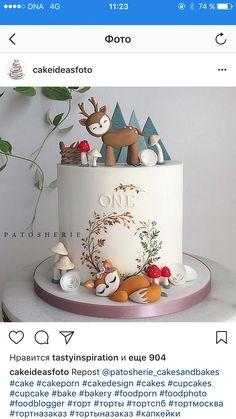 Fondant Toppers, Fondant Cakes, Cupcake Cakes, Dinosaur Birthday Cakes, Birthday Cake Girls, Girly Cakes, Fancy Cakes, Pretty Cakes, Cute Cakes