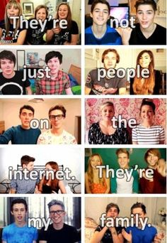 Sometimes the members of Magcon and O2L make me feel better than the people right next to me! They my have broken up but there still they are still family. We have shared so many memories with them and we can't give up on them now, stay strong fans and don't give up! i believe in them and i believe in everyone who supports them! One their behalf and my own THANK YOU FANS!!!!!!!