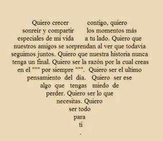♥ Te amo