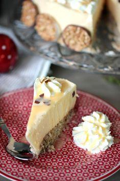 Nuss-Eierlikör-Torte mit Florentinern / Adventskalendertürchen Nr. 13 ~ SASIBELLA