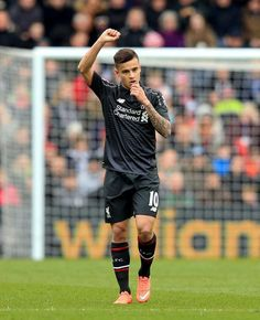 Coutinho 💜💖✌luv him so much