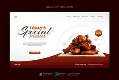 Breakfast Restaurants, Sushi Restaurants, Restaurant Web, Restaurant Recipes, Food Banner, Web Banner, Bio Food, Mexican Food Recipes, Healthy Recipes
