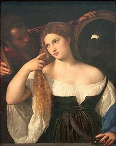 Make-Up as Understructure: Renaissance Cosmetics as Renaissance Self-Fashioning  #cosmetics #fashion #medieval