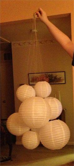 100 Charming Paper Lantern Wedding Ideas   Country Weddings ...