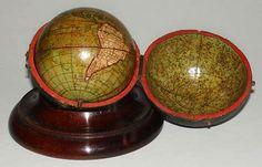 antique globes - Google Search