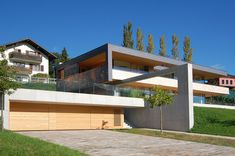 Casa en Liechtenstein,Cortesía de k_m architektur