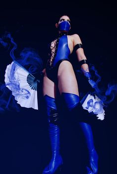 Kitana Cosplay by ~JuTsukino on deviantART