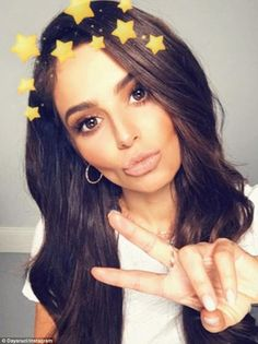 Comeback kid:Cheryl proved her showbiz comeback was in full swing on Wednesday, as she embarked on a glamorous photo shoot for L'Oreal