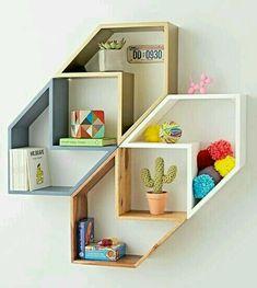 DIY Shelf Design