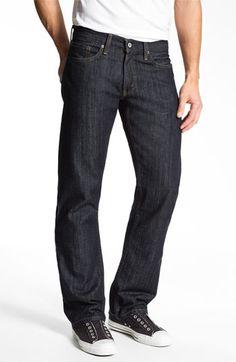 Levi's® '514™' Straight Leg Jeans (Tumbled Rigid) | Nordstrom