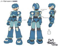 Rockman Corner: Final Mega Man Volnutt Design Revealed