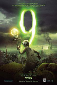 NUMBER 9  (2009). A pesar de la desventura humana y maquinal, la metafísica y el alma siguen ahí
