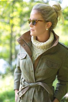The Tweed Fox — aspiring-prep: Fall perfection Preppy Style, Style Me, Preppy Fall, Passion For Fashion, Love Fashion, Country Fashion, Country Outfits, High Fashion, Fall Winter Outfits