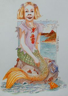 Hannah Mermaid ...