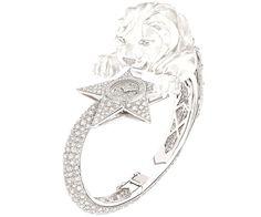 Chanel's 'Sous le Signe du Lion' high jewelry collection
