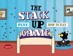 the book series of bad kitty | Bad Kitty Stack Up Game!