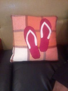 Cushions - www.auntymagpie.co.nz