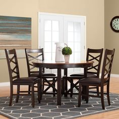 Butterfly Dining Collection - Jerome's Furniture