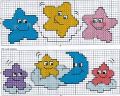 49 Ideas for baby crochet disney punto croce Cross Stitch Cards, Cross Stitch Baby, Cross Stitching, Cross Stitch Embroidery, Embroidery Patterns, Hand Embroidery, Funny Cross Stitch Patterns, Cross Stitch Designs, Crochet Disney