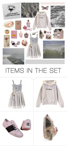 """""""water bring my body in, i know she loves me through thick and thin"""" by junestars ❤ liked on Polyvore featuring art"""