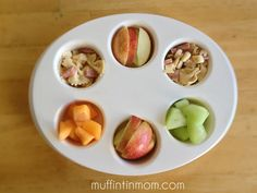 Muffin Tin Mom: 30 Days of Muffin Tin Meals: Easy Toddler Lunch Day 28