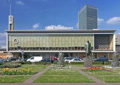 Train station Eindhoven 2007