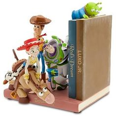 Disney Toy Story 3 Bookends So cute!