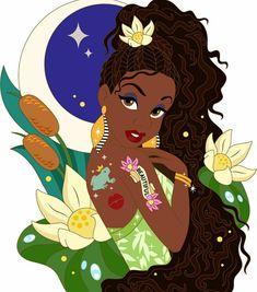 Disney Artwork, Disney Fan Art, Disney Love, Gravity Falls, Pixar, Disney Movie Characters, Fictional Characters, Princess Tiana, Twisted Disney