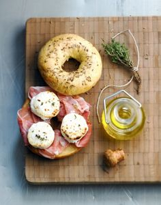 Discover recipes, home ideas, style inspiration and other ideas to try. Healthy Summer Recipes, Healthy Eating Tips, Bagels, No Salt Recipes, Snack Recipes, Bagel Shop, Bagel Bar, Good Morning Breakfast, Tasty Dishes