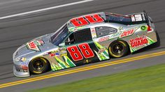 dale jr   2nd place in daytona 500