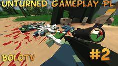 Unturned Gameplay/Zagrajmy w PL - Zwiedzanie Okolic #2