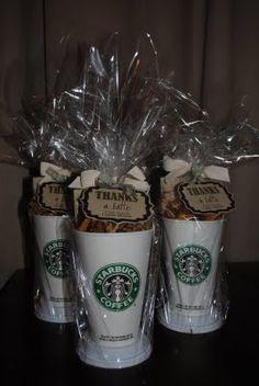 Latte gift idea