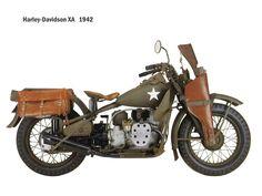 HD-XA - 1942