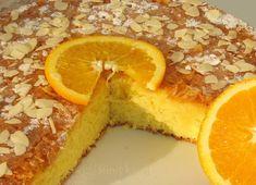 Sünis kanál: Francia narancsos sütemény