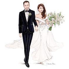 Este posibil ca imaginea să conţină: 2 persoane Wedding Drawing, Wedding Dress Sketches, Dress Design Sketches, Fashion Design Sketches, Wedding Art, Wedding Couples, Bride And Groom Silhouette, Wedding Silhouette, Team Bride Shirts