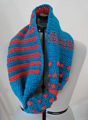 Ravelry: Crazy Scarf pattern by Kitty Adventures