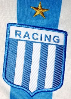 Racing Club tu grato nombre !! logo oficial 2009