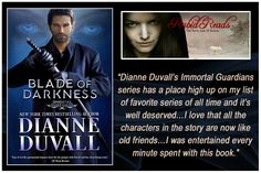 BLADE OF DARKNESS: Buy the Book—https://www.amazon.com/gp/product/B073V23CGT/ref=as_li_tl?ie=UTF8&camp=1789&creative=9325&creativeASIN=B073V23CGT&linkCode=as2&tag=dianduva-20&linkId=39e2eb34e792c44bcf85de867b0b12b2 • Read the Full Review— http://rabidreads.ca/2017/09/review-and-giveaway-blade-of-darkness-by-dianne-duvall-mollykatie112-dianneduvall-authorstaproom.html#comment-55747  #paranormalromance #romance #action #humor #paranormal #fantasy